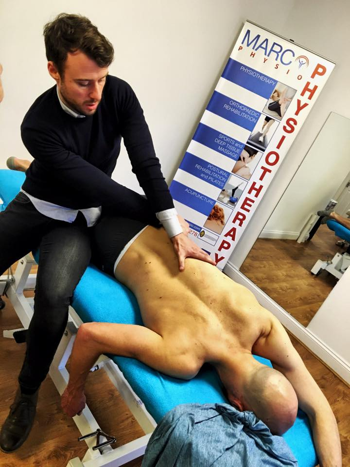 Osteopathic technique course