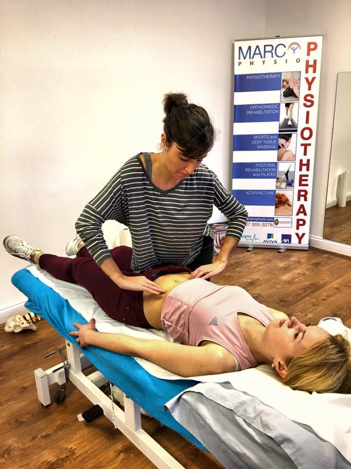 Osteopathic techniques course