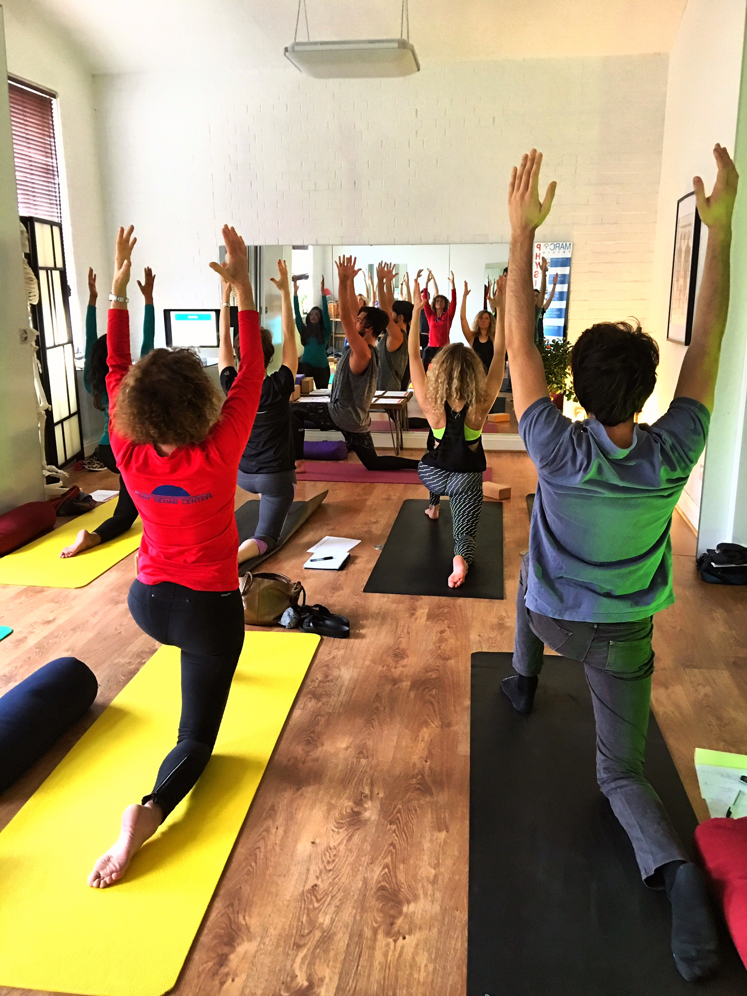 Yoga and Injury prevention course