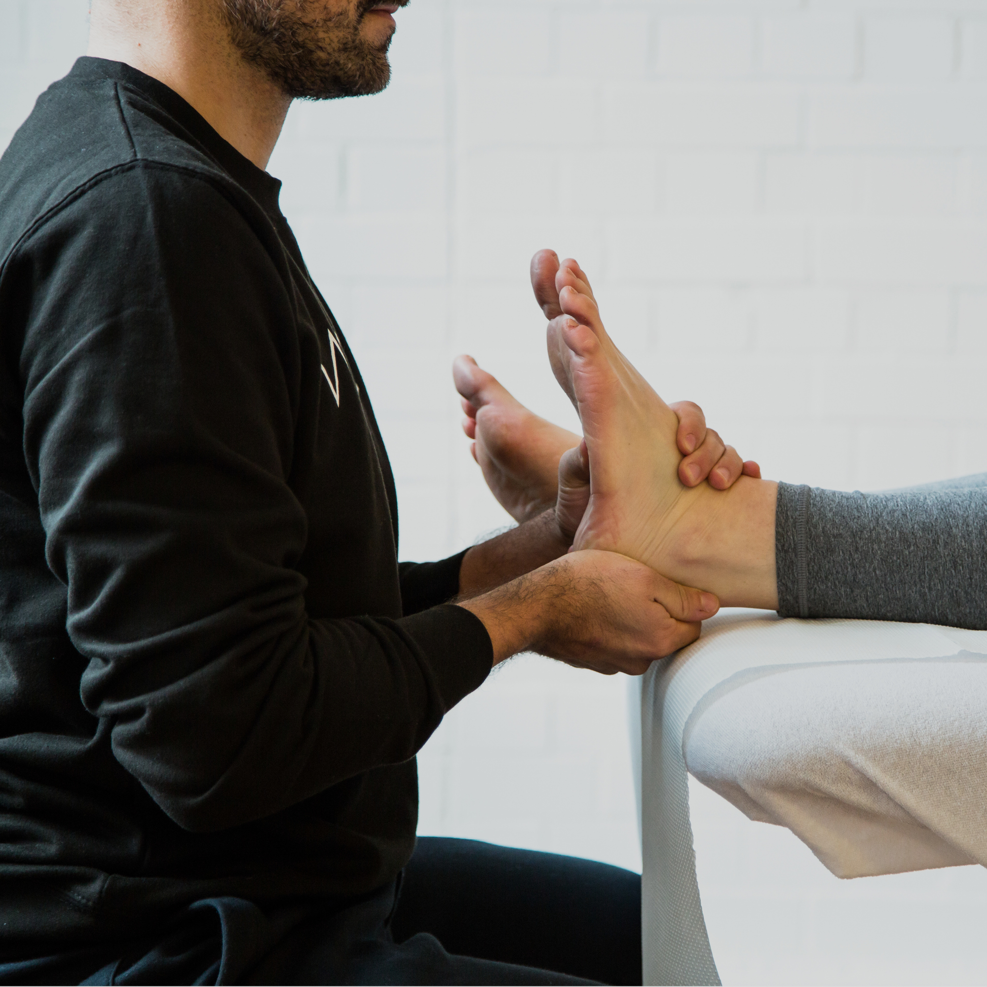 foot manual therapy
