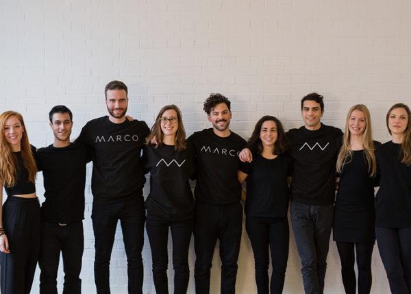 Marcophysio team